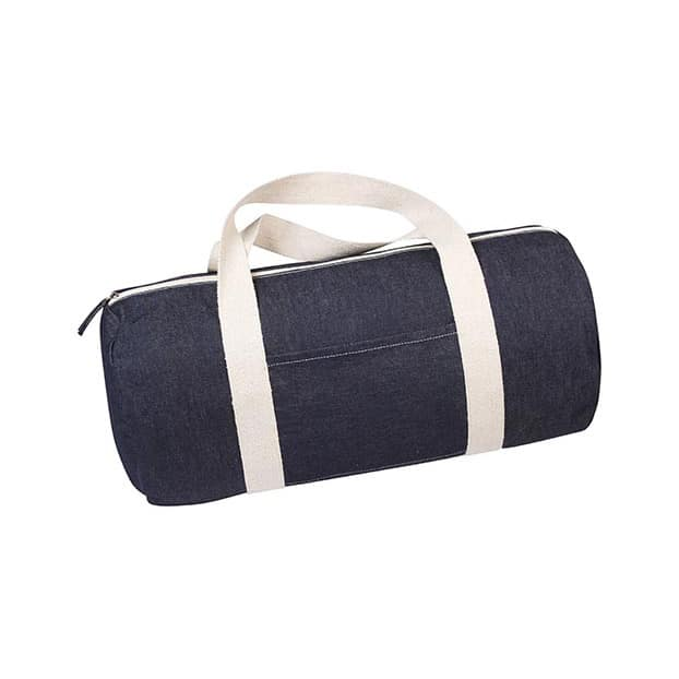 Sac de sport denim
