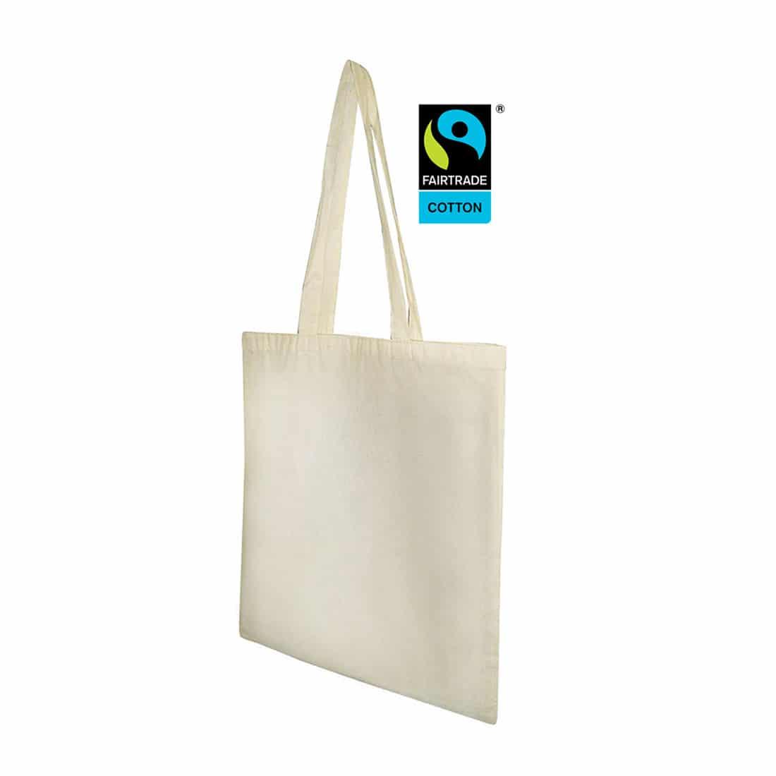 a76630a5817 Tote Bag Personnalisé Camargue 150 gr/m² en Coton Bio Fairtrade à ...