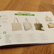 Notre premier catalogue !