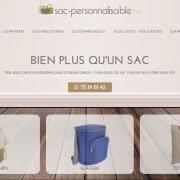 Le plein de sacs publicitaires et une nouvelle Interface web !