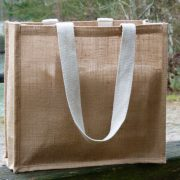 Les sacs cabas en toile de jute : Origines et Come back !