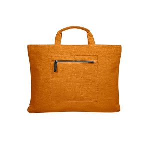 Sacoches personnalisables orange