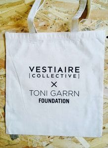 Tote bag publicitaire salon
