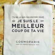 Un tote bag personnalisé en express ? Mais oui, c'est possible !