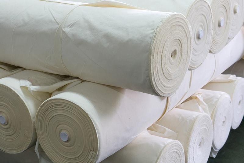 Ma première rencontre avec notre nouveau partenaire indien, fabricant de sacs en coton