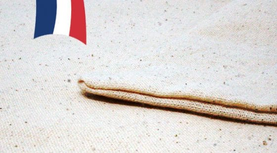 Sac en coton fabriqué en France