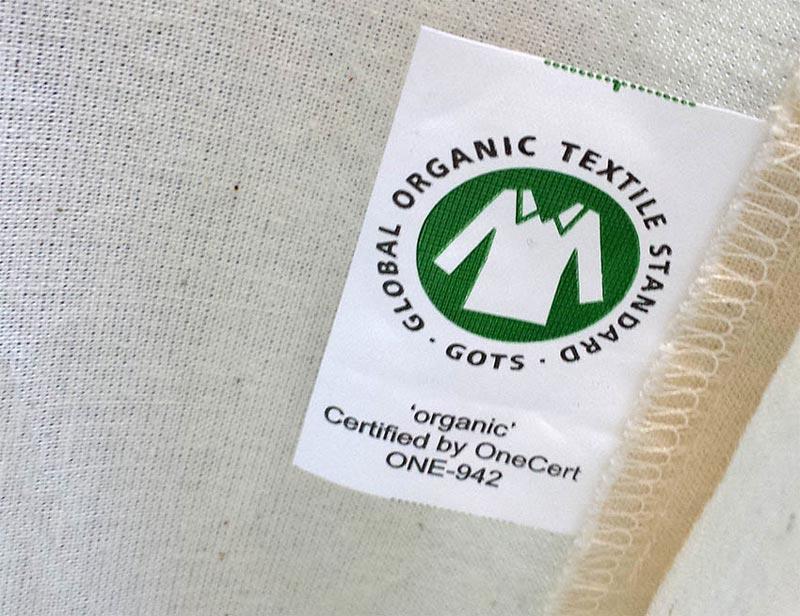 Des sacs écologiques certifiés