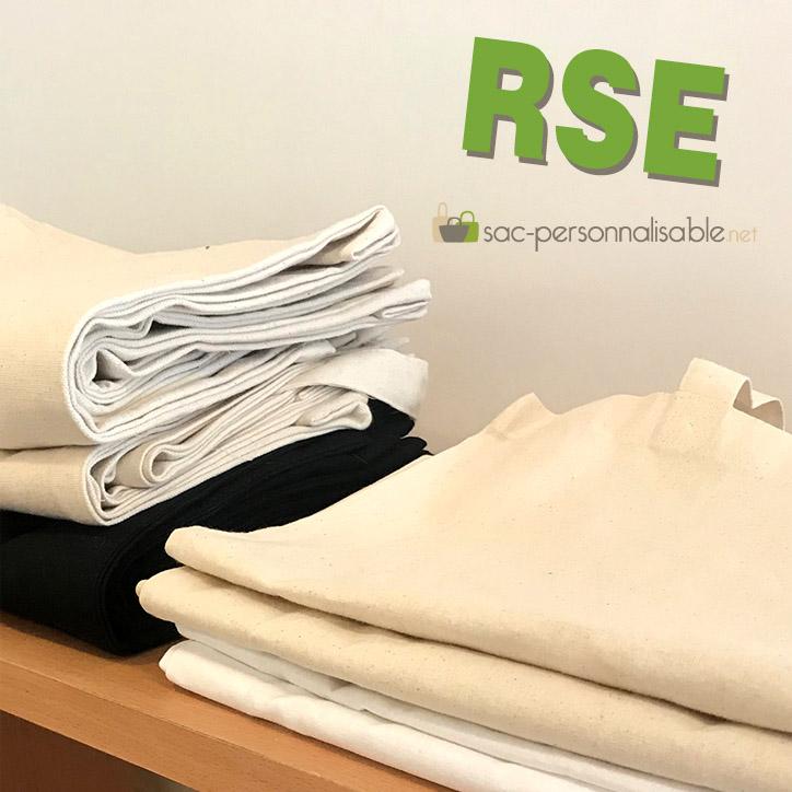 Groupe Sac-Personnalisable et responsabilité sociétale des entreprises (RSE)