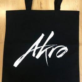 Tote bag personnalisé Akro