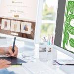 Notre studio graphique au service de la création de votre tote-bag personnalisable