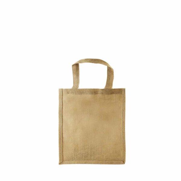mini sac cabas toile de jute