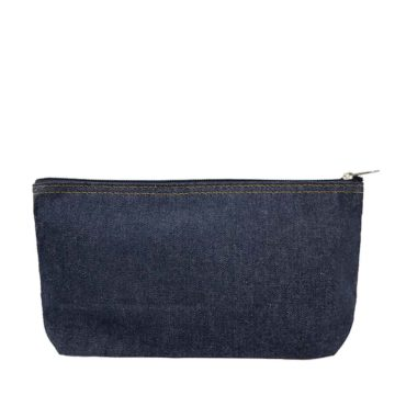 trousse denim personnalisable