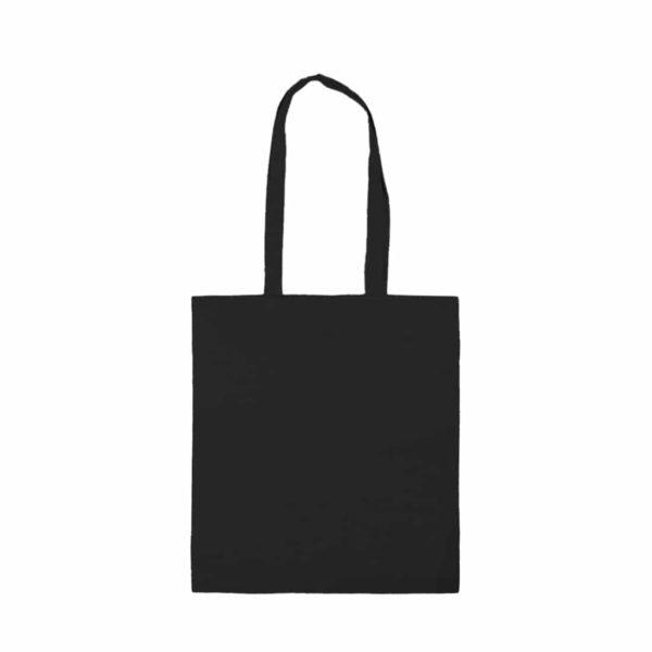 tote bag noir personnalisé