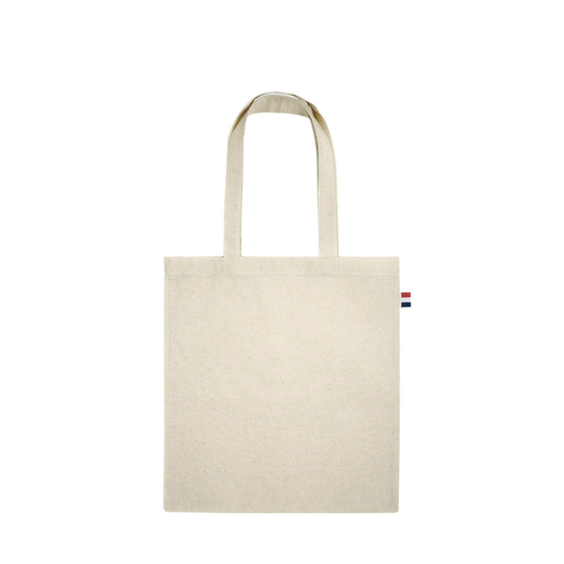 tote bag bio made in france 230gr recto