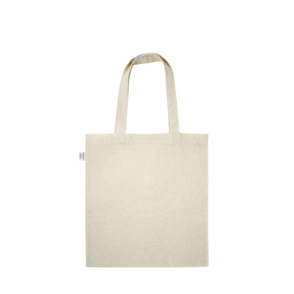 tote bag made in france 230gr verso