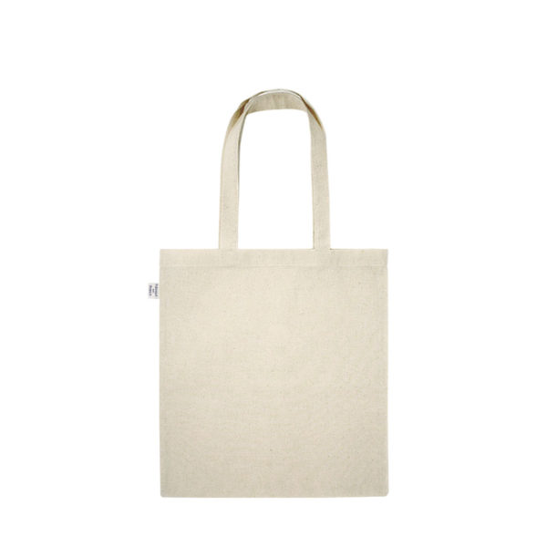 tote bag bio made in france 230gr verso