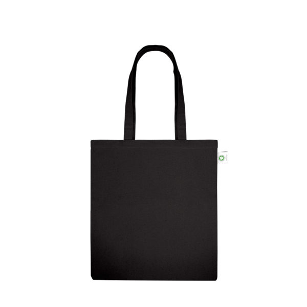 tote bag contention bio noir