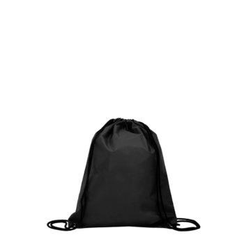 sac à dois noir en PP non tissé