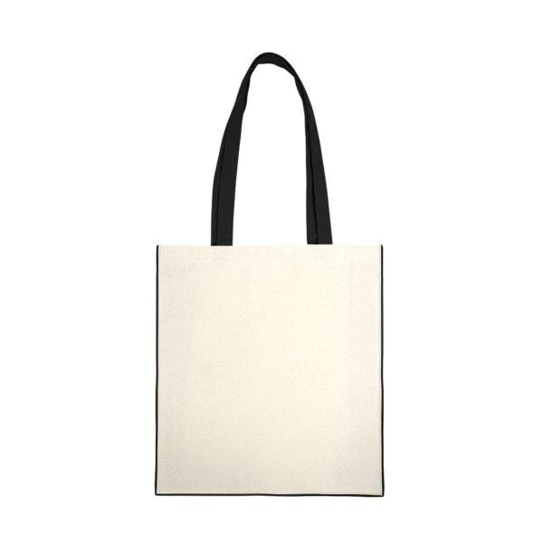 sac cabas orient naturel noir