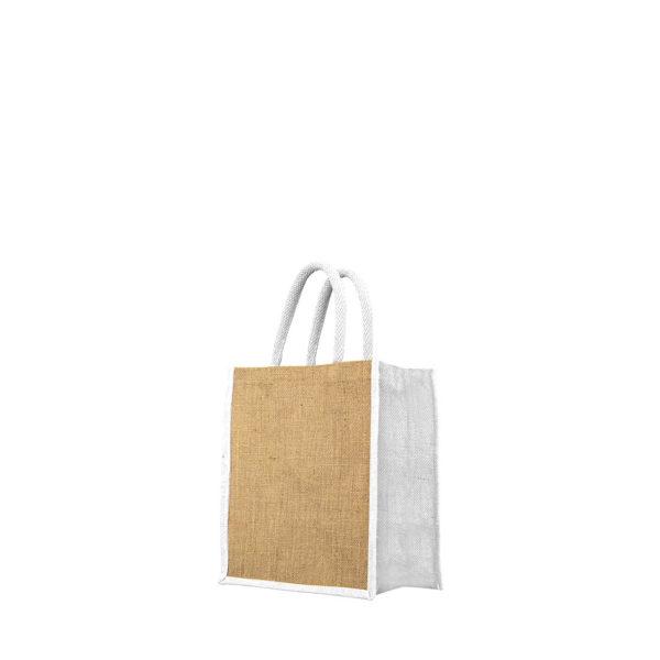sac cabas armorique biais bicolore