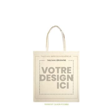sac shopping languedoc marquage