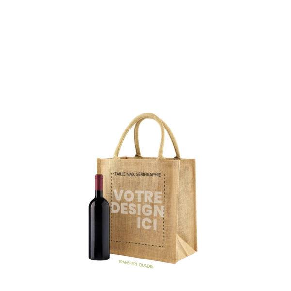 sac bouteilles
