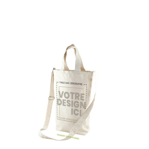 sac besace limousin marquage