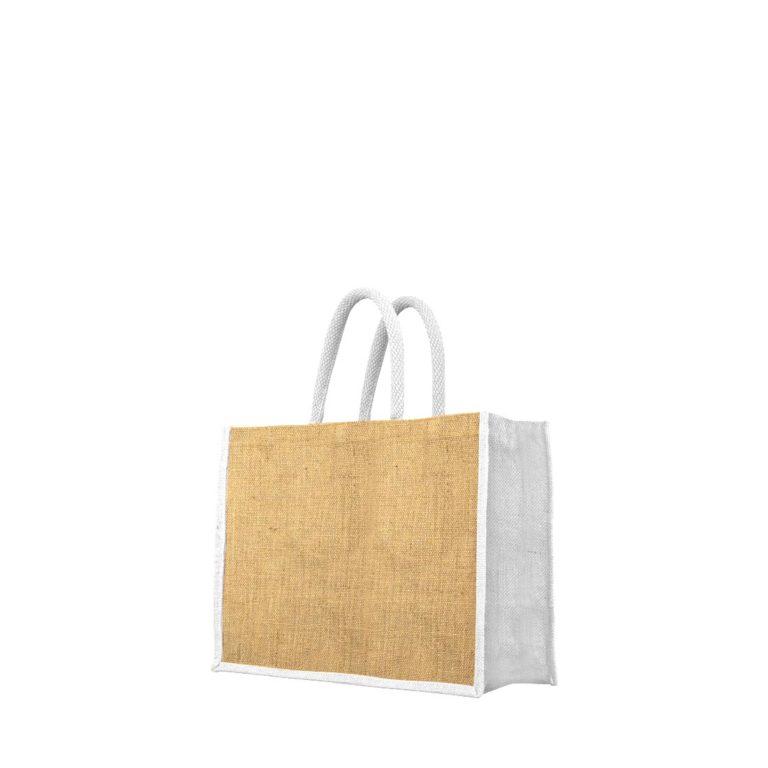 sac cabas vercors bicolore biais