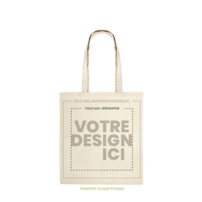 tote bag cotentin marquage