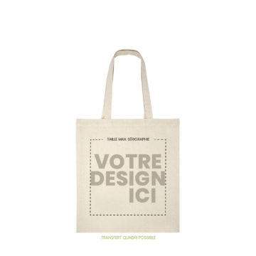tote bag verdon marquage