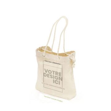 sac de plage azur biais