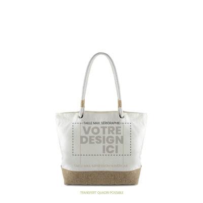 sac tendance azur marquage
