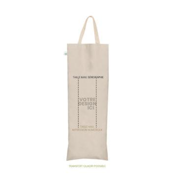 sac à pain personnalisable coton bio