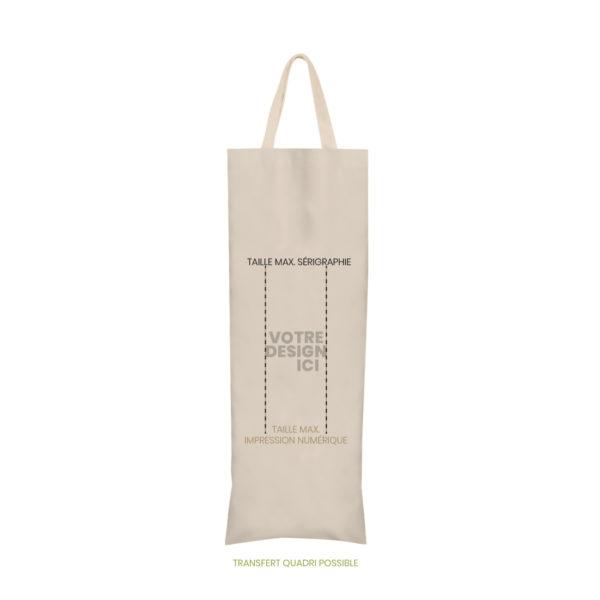 sac à pain coton