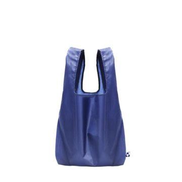 Sac shopping bleu en PET Recyclé